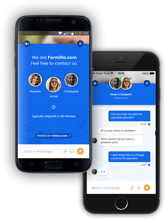 live chat software for websites Never let another customer leave your website unhappy use comm100's live chat software to engage with and convert your visitors book your free demo today.