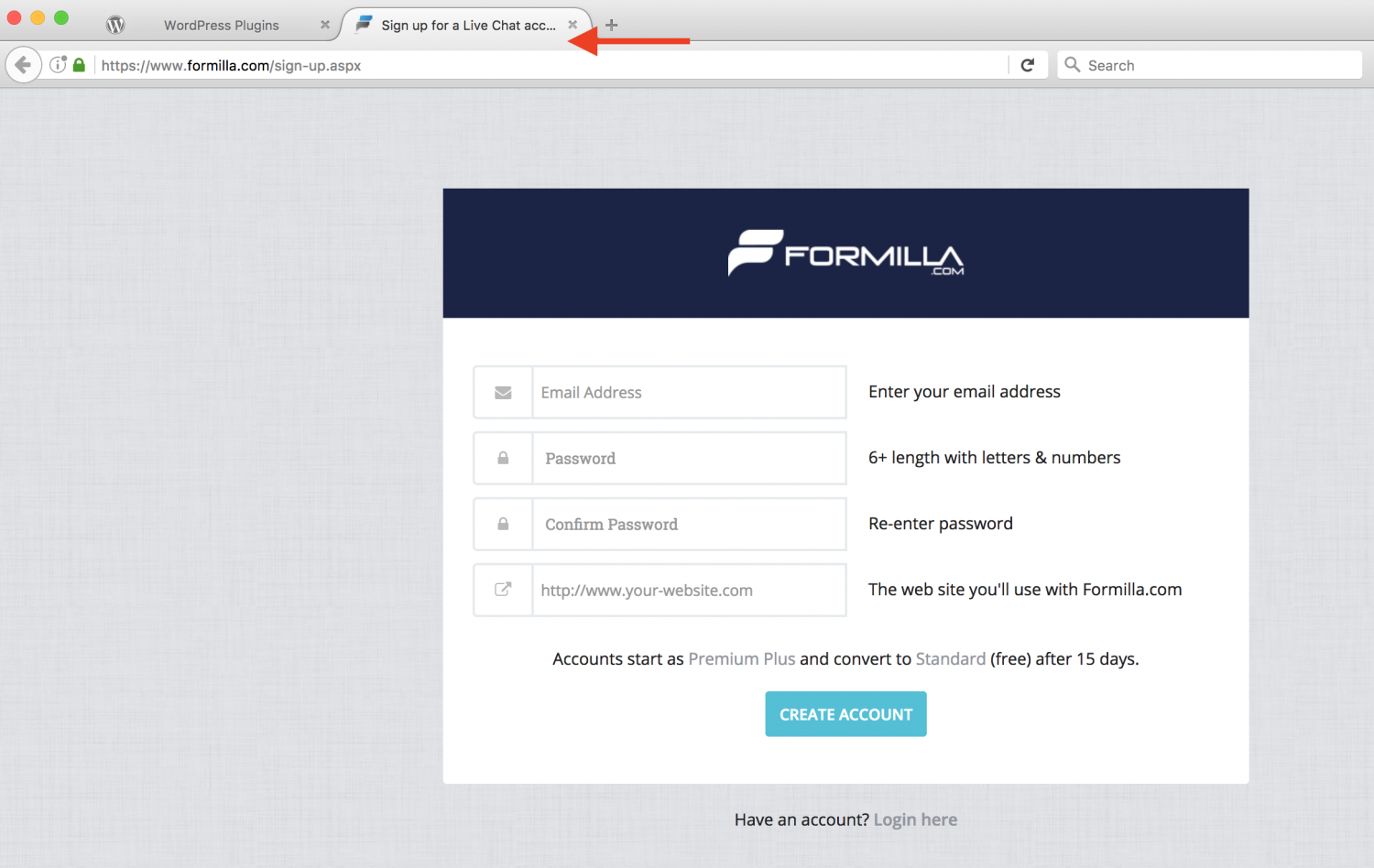 formilla-sign-up