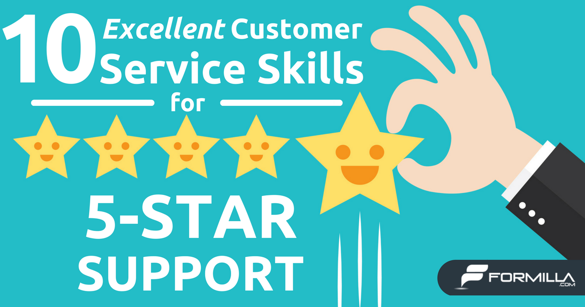 customer service transferable skills