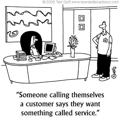 The real cost of bad customer service.