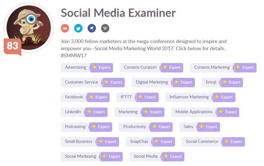 Using Klout to find Guest Blogging Opportunities