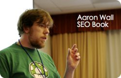 Aaron Wall, Founder of SEO book