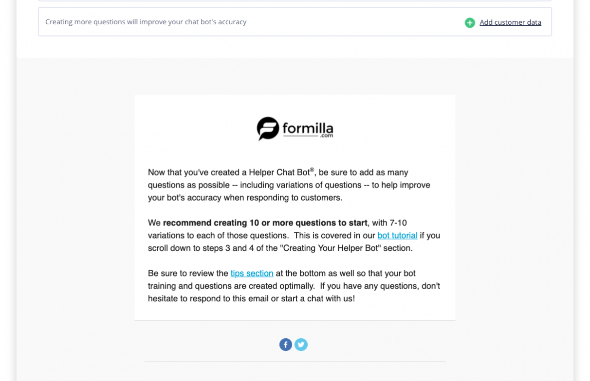 formilla-onboarding-email
