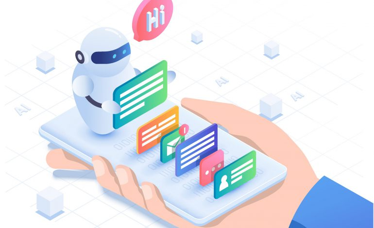 chat-bot-on-phone